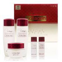 Набор средств для лица с коллагеном 3W Clinic Collagen Skin Care 3 Set