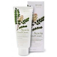 Крем для рук с экстрактом акации 3W Clinic Acacia Hand Cream
