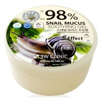 Гель улиточный 3W Clinic Snail Soothing Gel