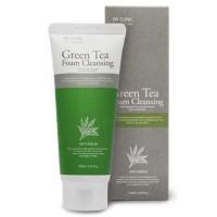 Пенка для умывания Зеленый чай 3W Clinic Green Tea Foam Cleansing