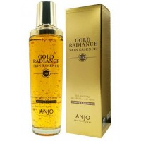 Эссенция для лица с биозолотом 24К Anjo Gold Radiance Skin Essence 24K
