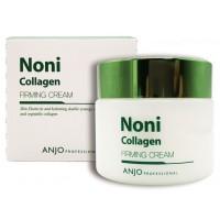Омолаживающий крем для лица с коллагеном и экстрактом нони Anjo Professional Noni Collagen Firming Cream