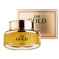 Крем для лица с биозолотом Anjo Professional 24K Gold Cream
