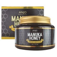 Сыворотка для лица с экстрактом меда манука Anjo Professional Serum Ampoule Manuka Honey
