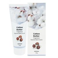 Крем для рук и ногтей Хлопок Aspasia Cotton Butter Hand and Nail Cream