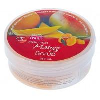 Скраб для тела с экстрактом манго Banna Scrub Mango