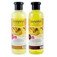 Шампунь и кондиционер для волос Банан Banna Banana Shampoo and Conditioner