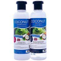 Шампунь и кондиционер для волос Кокос Banna Coconut Shampoo and Conditioner