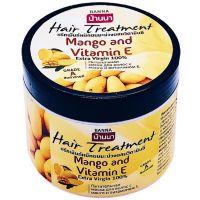 Питательная маска для волос Манго и Витамин Е Banna Hair Treatment Mango Vitamin E