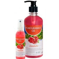Масло для тела Гранат 450 мл Banna Pomegranate Oil 450 ml