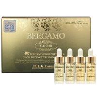 Сыворотка ампульная с экстрактом икры Bergamo Caviar High Potency Vitamin Ampoule Set
