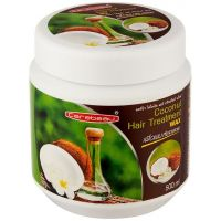 Маска для волос с воском Кокос Carebeau Coconut Hair Treatment Wax