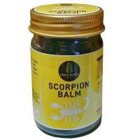 Тайский бальзам Скорпион Coco Blues Scorpion Balm