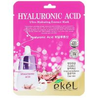 Маска с гиалуроновой кислотой Ekel Ultra Hydrating Essence Mask Hyaluronic Acid