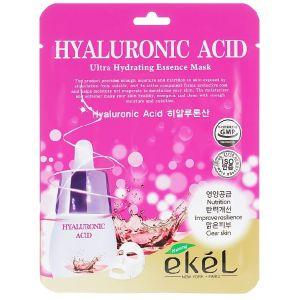 Маска с гиалуроновой кислотой Ekel Ultra Hydrating Essence Mask Hyaluronic Acid