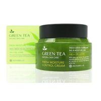 Крем для лица с экстрактом зеленого чая увлажняющий Enough Green Tea Fresh Moisture Control Cream