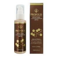 Тональный питательный крем с прополисом тон 21 Enough Propolis Royal Honey Liquid Foundation SPF30 №21