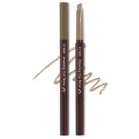 Карандаш для бровей светло - коричневый № 7 Etude House Drawing Eye Brow Light Brown 7