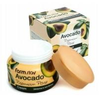 Лифтинг-крем с экстрактом авокадо FarmStay Avocado Premium Pore Cream
