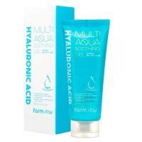Гель универсальный увлажняющий с гиалуроновой кислотой Farm Stay Hyaluronic Acid Multi Aqua Soothing Gel