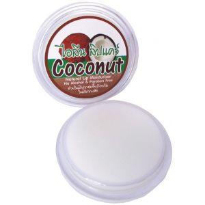 Бальзам для губ Кокос Ilene Coconut Natural Lip Moisturizer