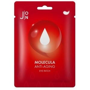 Тканевые патчи (маски) под глаза антивозрастные J:ON Molecula Anti-Aging Eye Patch