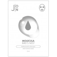 Тканевая маска для лица Ласточкино гнездо J:ON Molecula Bird's Nest Daily Essence Mask