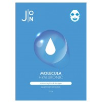 Тканевая маска для лица Гиалуроновая кислота J:ON Molecula Hyaluronic Daily Essence Mask