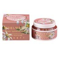 Увлажняющий крем для лица с экстрактом эдельвейса Jigott Edelweiss Flower Hydration Cream