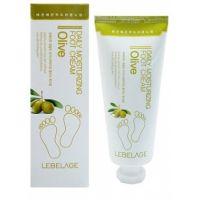 Крем для ног с оливой Lebelage Daily Moisturizing Foot Cream Olive