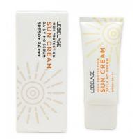 Крем солнцезащитный себорегулирующий Lebelage Sun High Protection Daily No Sebum SPF50