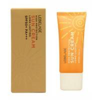Крем солнцезащитный SPF 50 для лица Lebelage Sun High Protection Long Lasting SPF50
