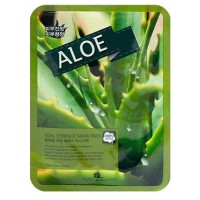 Маска тканевая с экстрактом алоэ May Island Real Essence Mask Pack Aloe