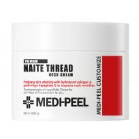 Подтягивающий крем для шеи с пептидным комплексом Medi Peel Premium Naite Thread Neck Cream
