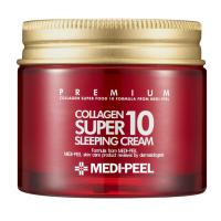 Крем для лица с коллагеном ночной Medi Peel Collagen Super 10 Sleeping Cream