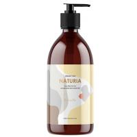 Гель для душа с ароматом ванили Naturia Creamy Milk Body Wash So Vanilla