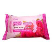Мыло-пилинг с экстрактом розы Rose Peeling Soap