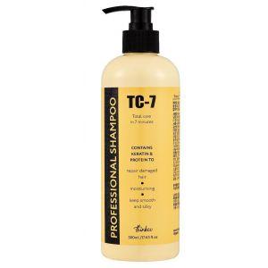 Шампунь протеиновый восстанавливающий TC-7 Professional Keratin Protein Shampoo