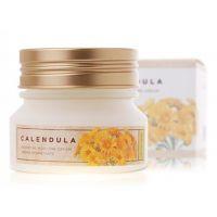 Крем увлажняющий с календулой The Face Shop Calendula Essential Moisture Cream