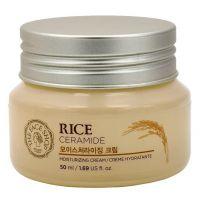 Крем увлажняющий с рисом и керамидами The Face Shop Rice Ceramide Moisturizing Cream