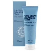 Пенка для умывания с гиалуроновой кислотой Aleumi Pure Cleansing Hyuluronic Acid