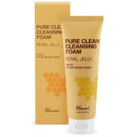 Пенка для умывания с маточным молочком Aleumi Pure Cleansing Royal Jelly