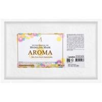 Маска альгинатная антивозрастная питательная (пакет) Anskin Aroma Modeling Mask