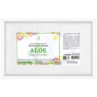 Маска альгинатная с экстрактом алоэ успокаивающая (пакет) Anskin Modeling Mask Aloe