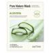Маскатканевая с алоэ Anskin Secriss Pure Nature Mask Pack Aloevera