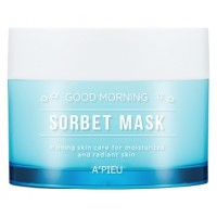 Сорбет - маска / Утренний крем A'pieu Good Morning Sorbet Mask