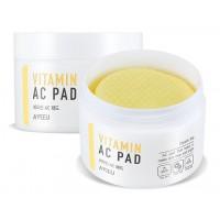 Диски для лица отшелушивающие витаминные A'pieu Vitamin AC Pad