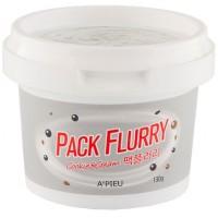 Маска - скраб A'pieu Pack Flurry Cookie Cream