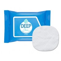 Диски для снятия макияжа с глаз и губ A'pieu Deep Clean Lip&Eye Remover Pad
