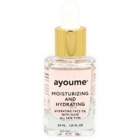 Масло увлажняющее Ayoume Moisturing Hydrating Face Oil